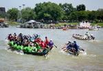 Vietravel hân hạnh là nhà tài trợ chính cho Hội đua trãi diễn ra vào ngày 11/6/2008 tại Festival Huế