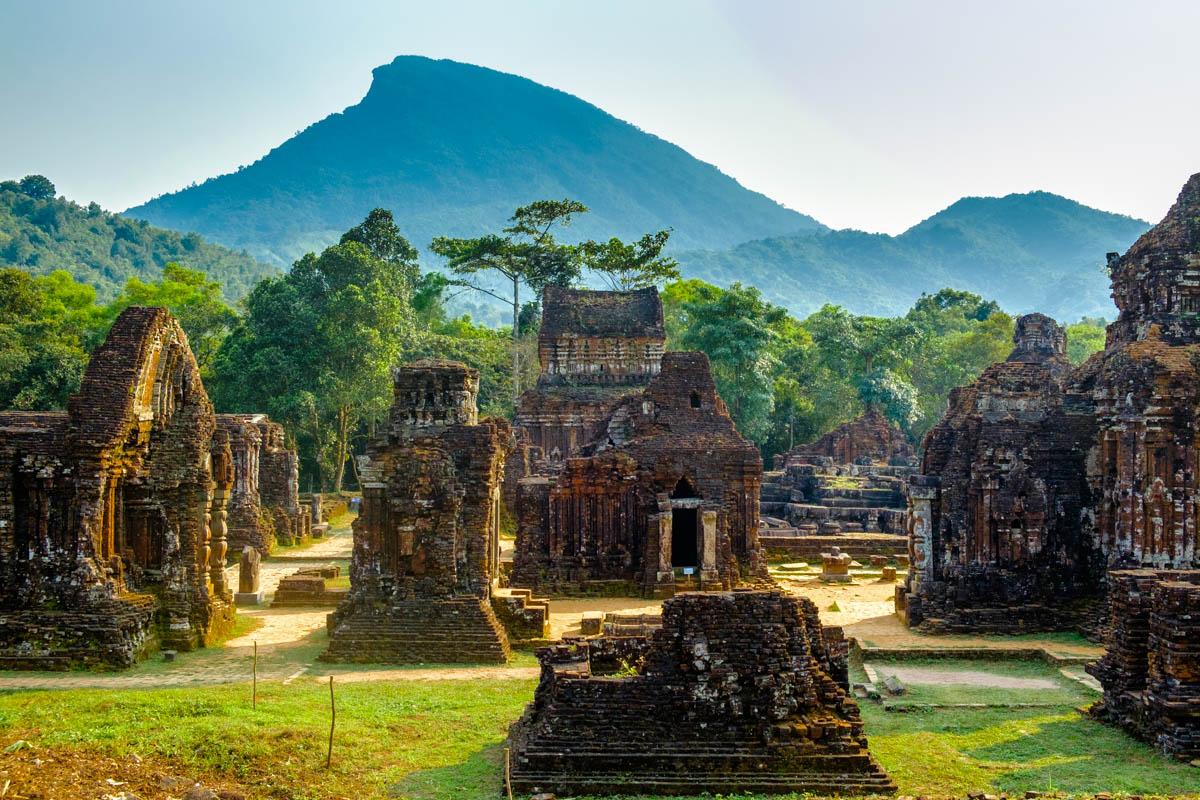 Best tourist attractions near Da Nang