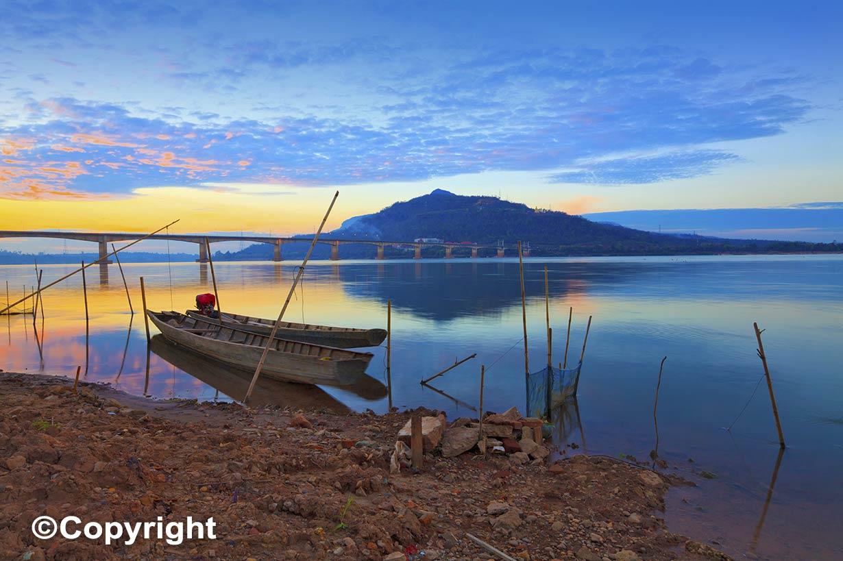 Laos Highlight Destinations