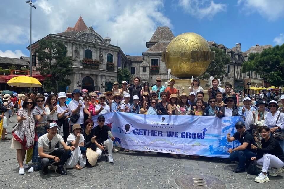 Vietravel đồng hành cùng Schwarzkopf Professional Việt Nam gắn kết các nhà tạo mẫu