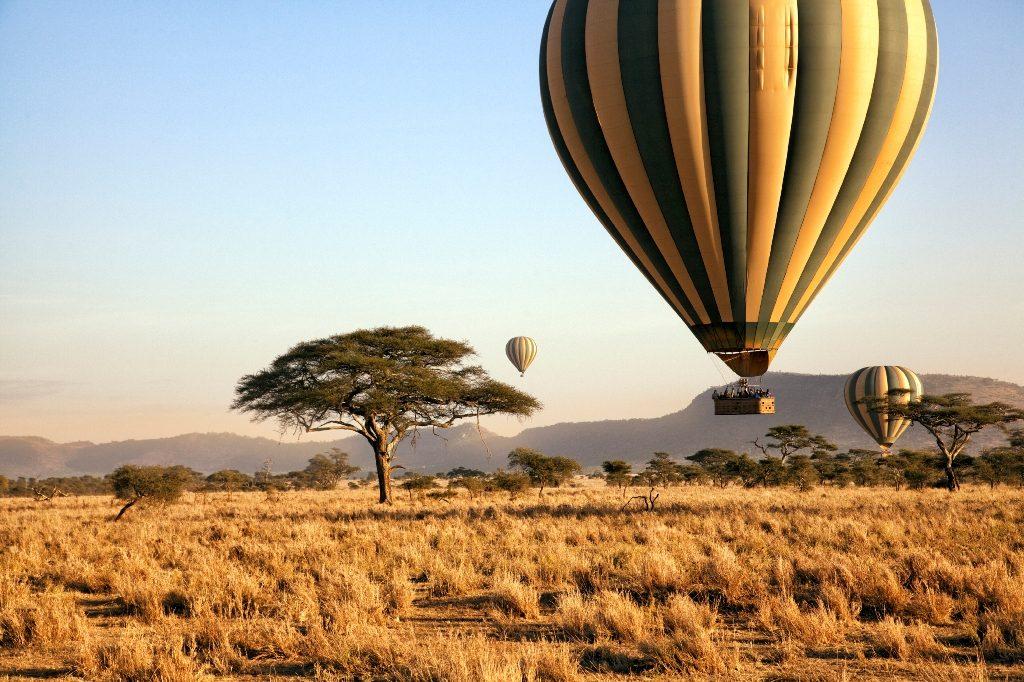 7 unmissable hot air balloon rides