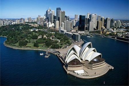 Vietravel giảm giá Tour Úc 14 triệu