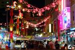 RỰC RỠ LỄ HỘI DEEPAVALI TẠI SINGAPORE