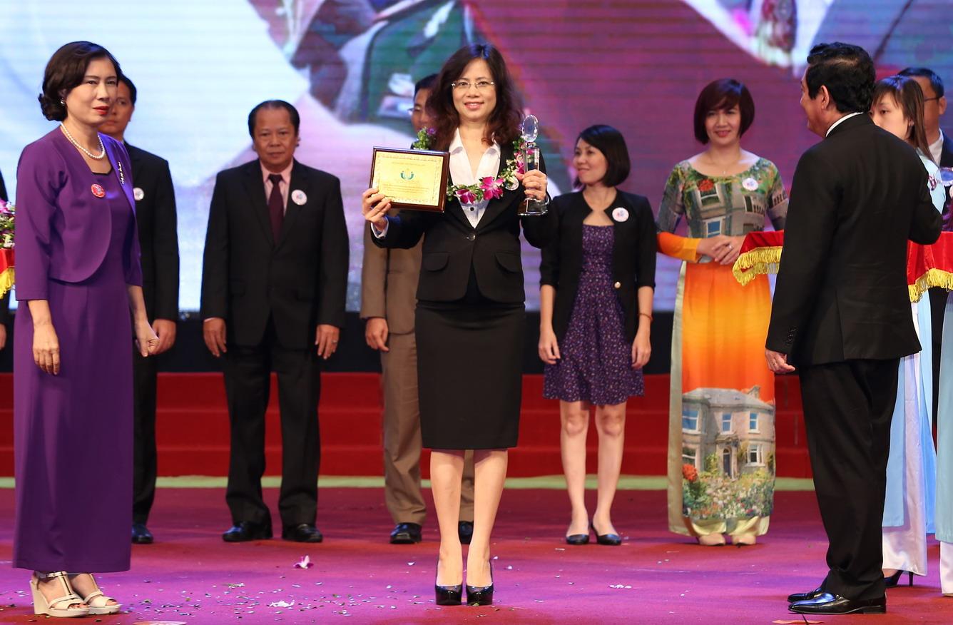 Vietravel giữ vững vị trí hàng đầu ngành lữ hành của Giải thưởng du lịch Việt Nam 2014