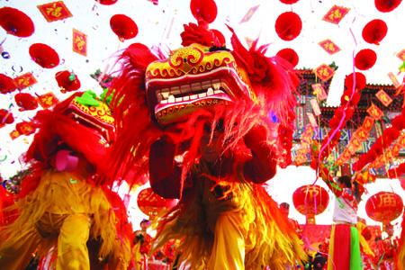 Tết Âm lịch – đậm đà truyền thống Á Đông