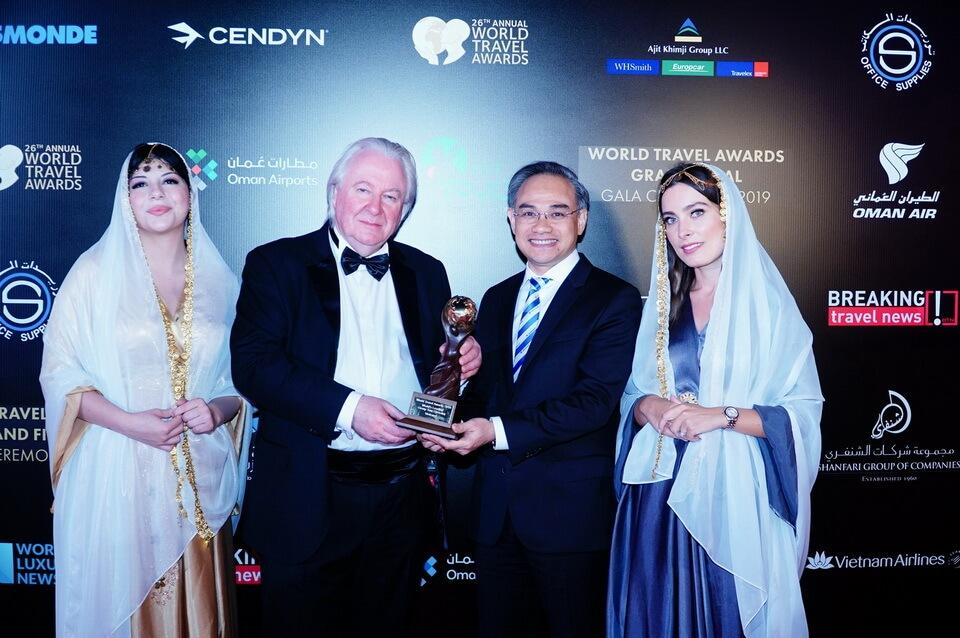 Vietravel vinh dự lần thứ 3 liên tiếp nhận Giải Thưởng Du Lịch Thế Giới - World Travel Awards