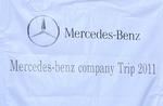 Hành Trình  Mercedes-Benz 125Km