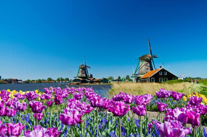 Amsterdam thanh bình