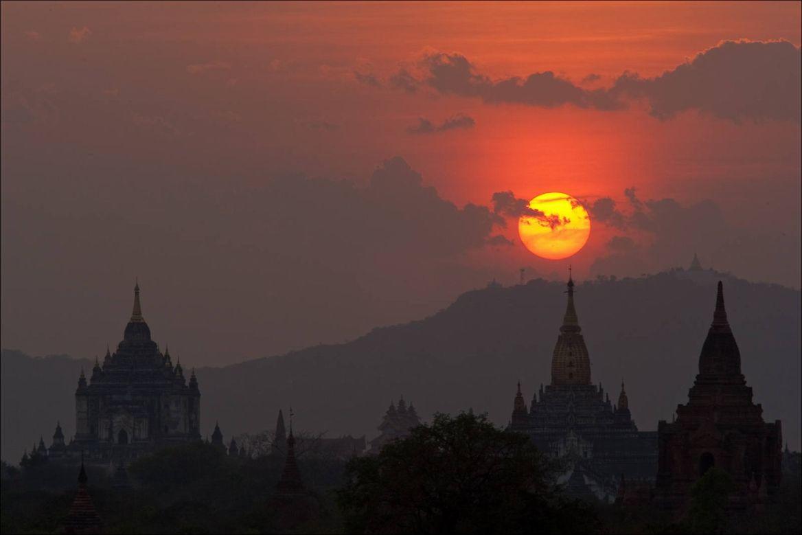 Guide to Bagan, Myanmar