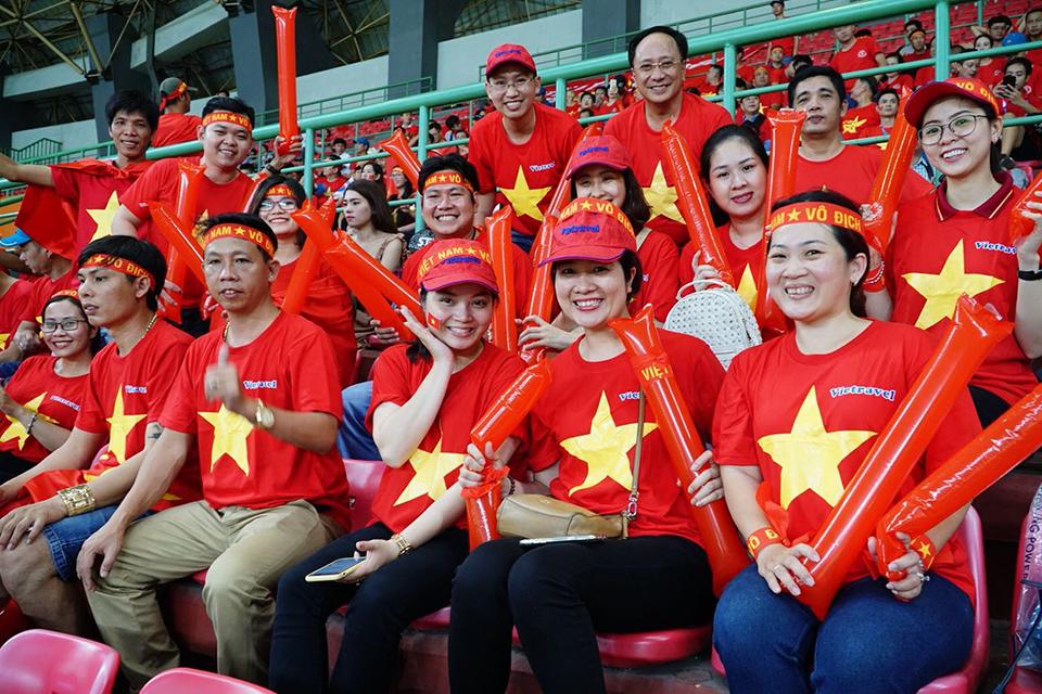 Charter nguyên chuyến bay sang Indonesia 'tiếp lửa' tuyển Việt Nam cùng Vietravel