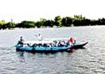 Đến Búng Bình Thiên chiêm ngưỡng cảnh sông nước hữu tình