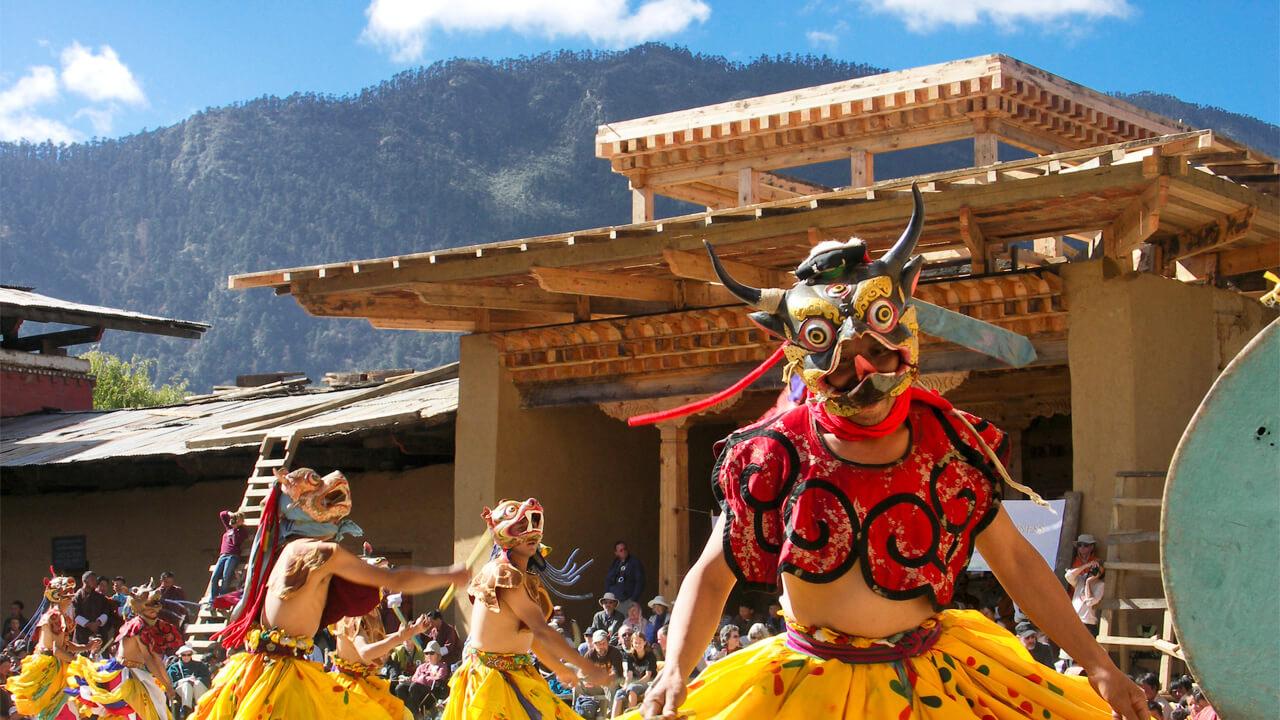 Bhutan - Local legends color a mountain kingdom