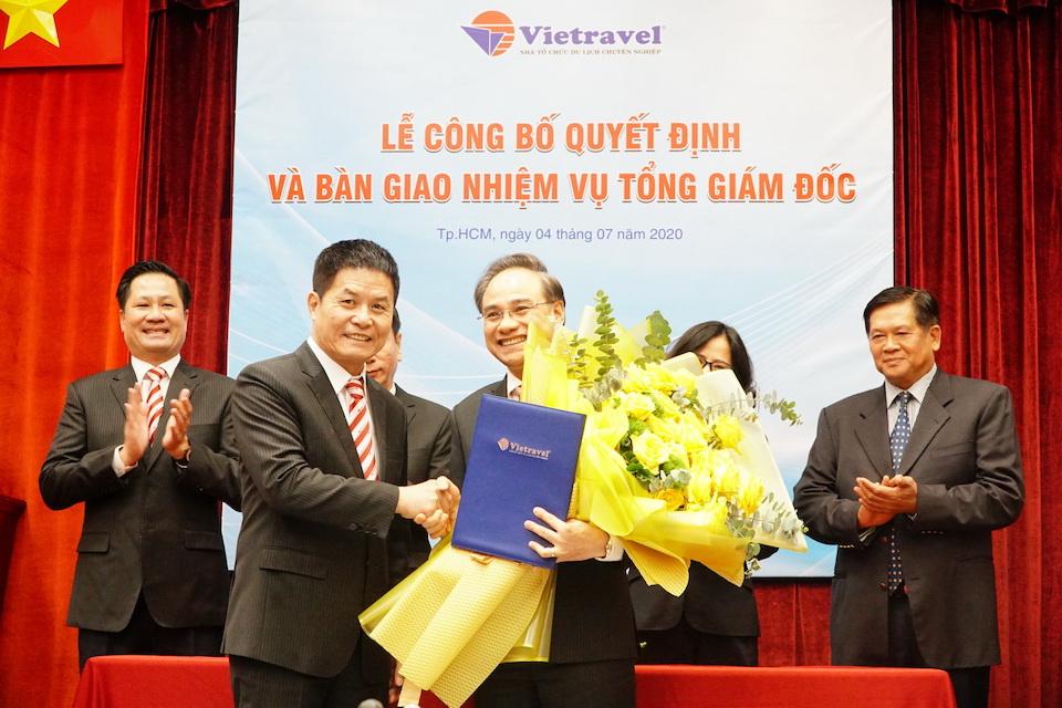 Thông báo bổ nhiệm Quyền Tổng Giám đốc Vietravel
