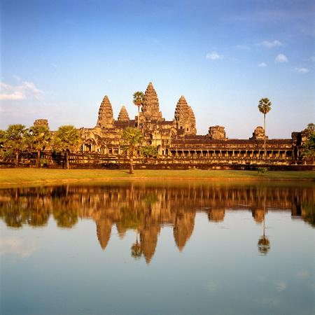 Khám phá vẻ đẹp bí ẩn của Campuchia