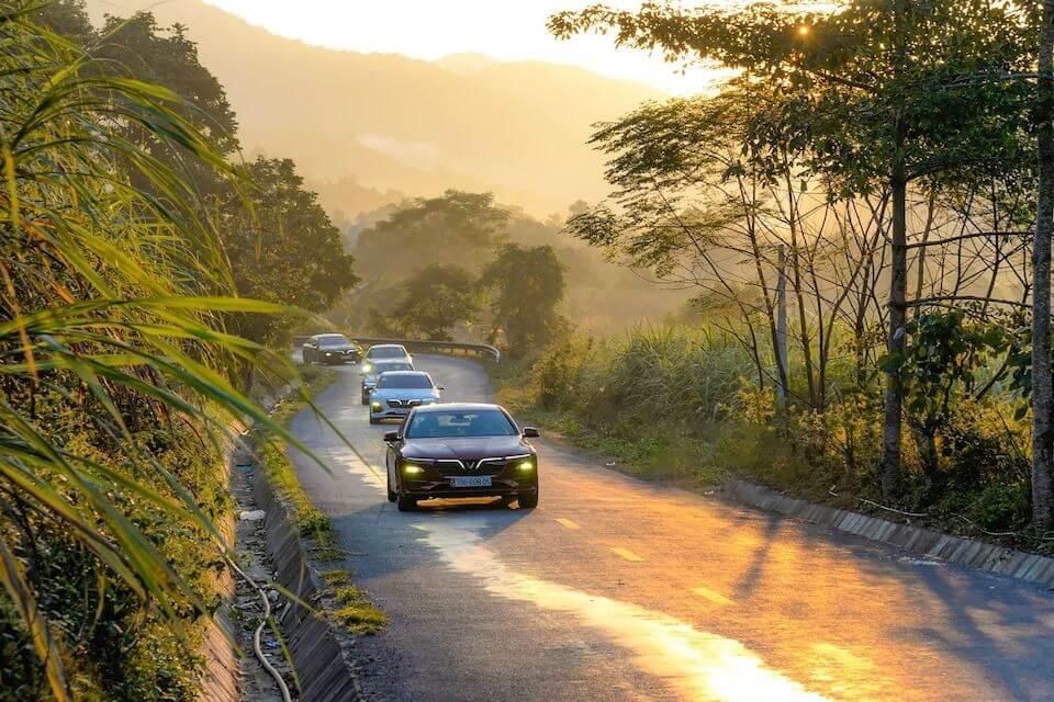 Caravan Nam Trung bộ - hành trình vượt biển xuyên rừng