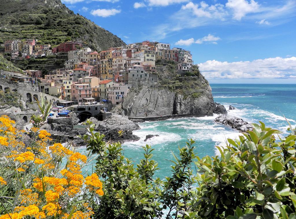"""Cinque Terre - """"Chạm"""" vào giấc mơ cổ tích"""