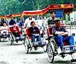 Hà Nội: Hình thành ba tuyến du lịch phố cổ bằng xích lô