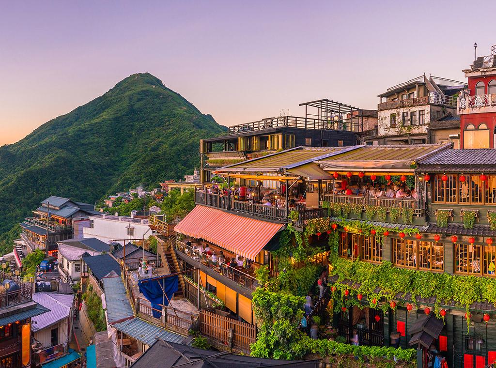 Đài Loan thơ mộng và quyến rũ