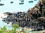 Gành Đá Đĩa – Một di tích thắng cảnh của Phú Yên