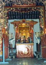 Đình Vĩnh Phong: Di tích nghệ thuật của Long An