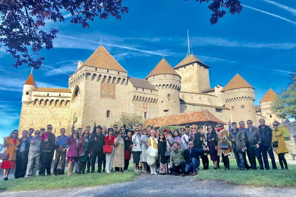 Du lịch Châu Âu & cú đột phá ngoạn mục