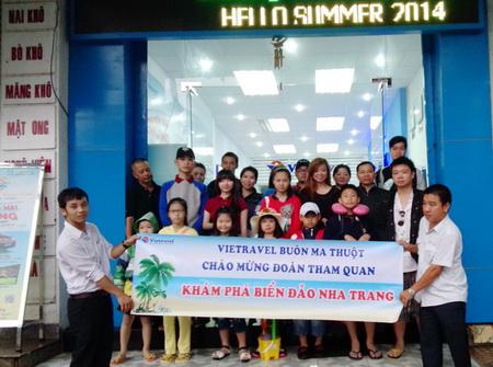 Vietravel Buôn Ma Thuột triển khai đường tour kết nối miền Trung –Tây Nguyên
