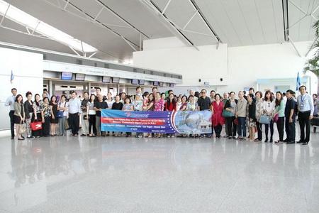 Vietravel lập kỷ lục 700 khách du lịch Mỹ tháng 11
