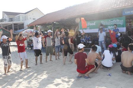 Đoàn khách công ty NutiFood Bình Dương (23 – 24/8/2014)