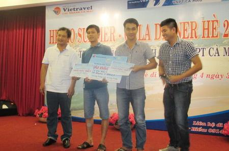 Đoàn khách VNPT đi tour Nha Trang (11 – 16/6/2014)