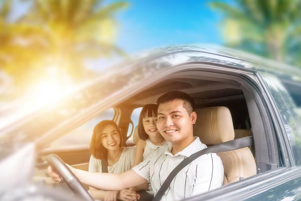 Du lịch xe riêng - yên tâm trải nghiệm