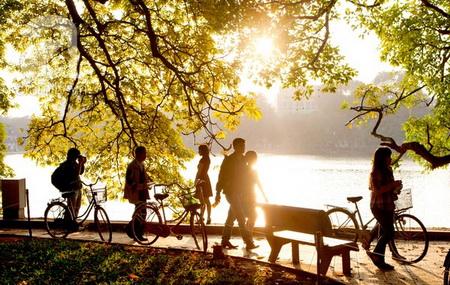 Hà Nội vào top 3 địa điểm đang ngày càng nổi tiếng thế giới