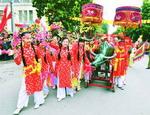Hà Nội: Giữ gìn nét đẹp văn hóa của lễ hội