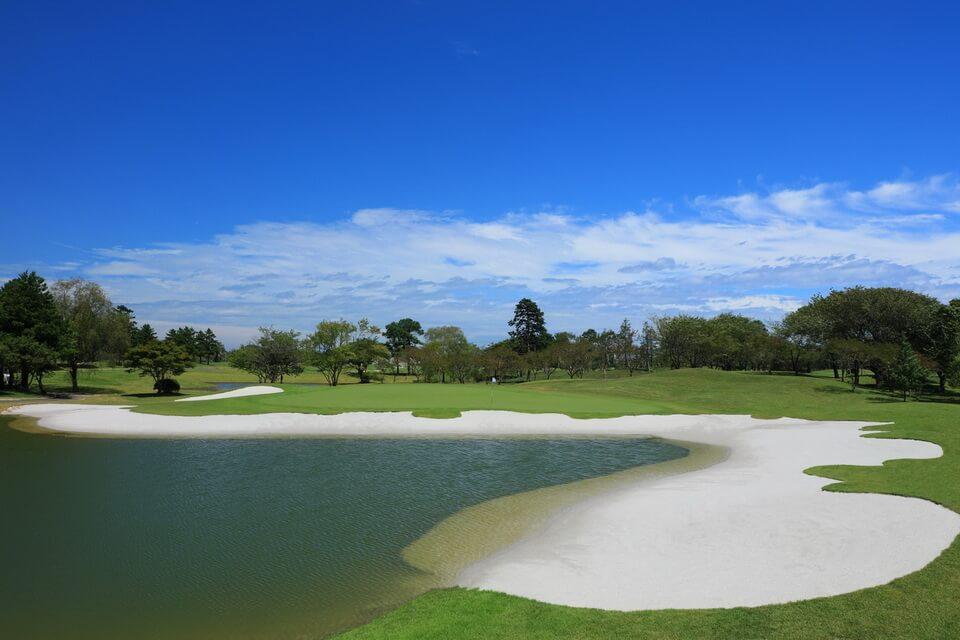 Tỉnh Ibaraki tự hào có số sân golf thuộc hàng top của Nhật Bản