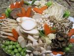 Hương vị nấm Hàn Quốc