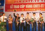 Mạng du lịch trực tuyến www.travel.com.vn vinh dự nhận giải CUP BẠC sản phẩm Thương mại điện tử xuất sắc nhất VIỆT NAM năm 2007