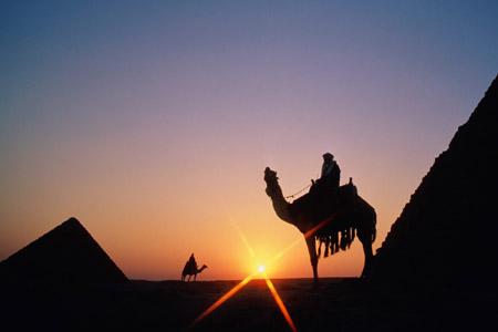 Khám phá kho báu Ai Cập