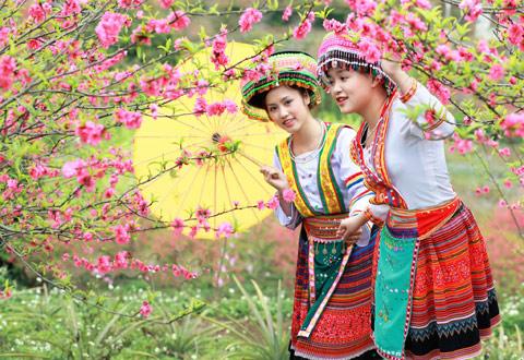 Khuyến mại Xuân yêu thương 2015 tại Vietravel Hà Nội