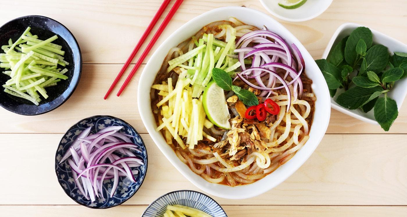 Falling in Love with Malaysian Food