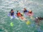 Vinadive (Vietravel): Khuyến mãi cho khách lặn biển