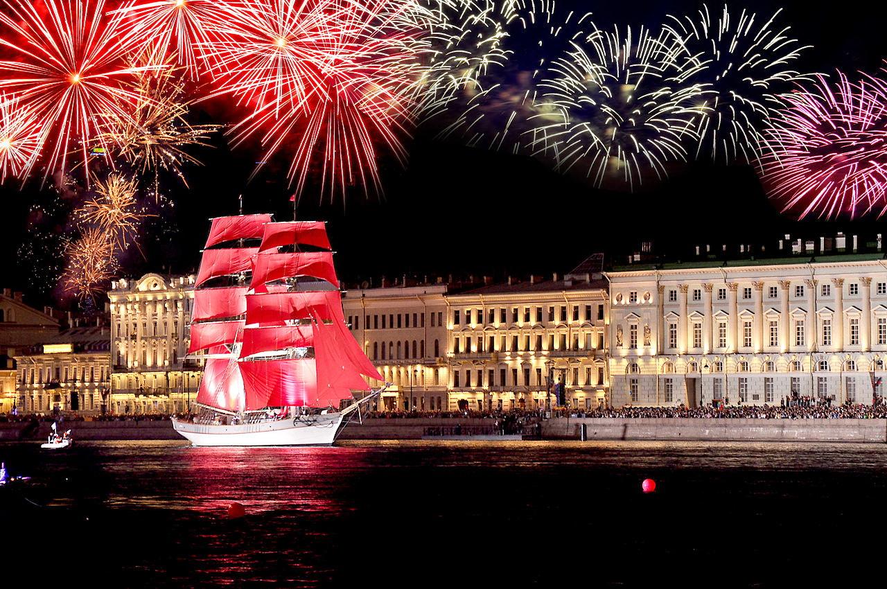 Saint Petersburg những đêm không ngủ...