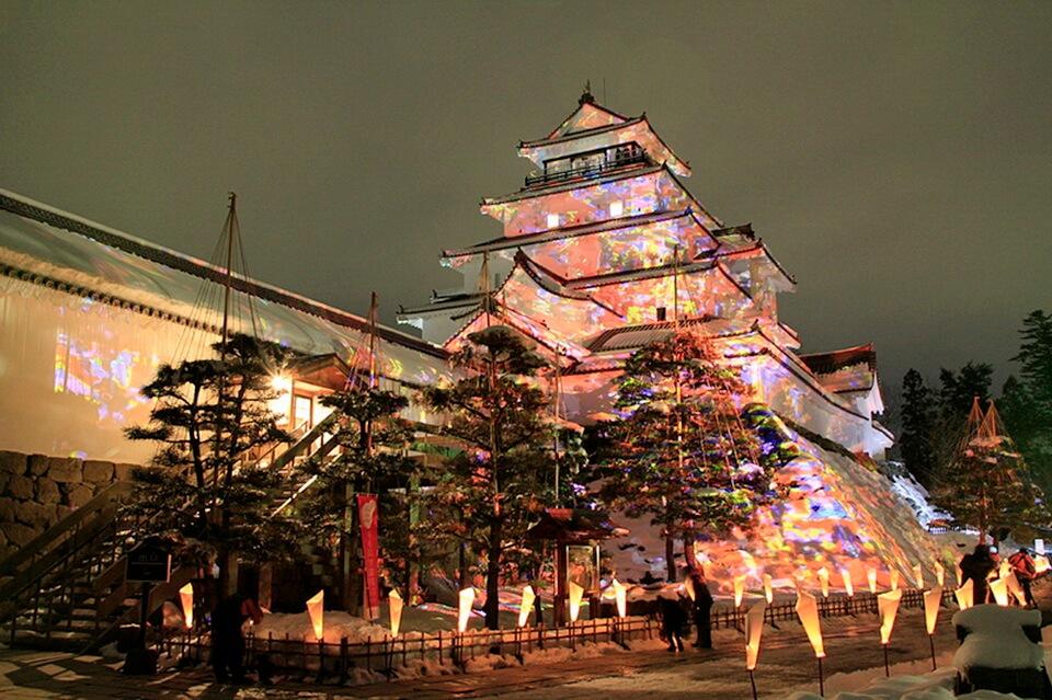 Lễ hội mùa đông vùng Tohoku