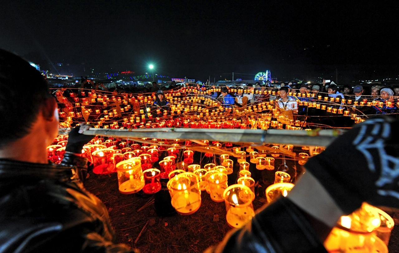 5 Famous  Myanmar Festivals