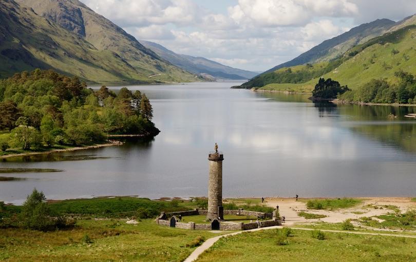 10 Most Scenic Lakes in Scotland