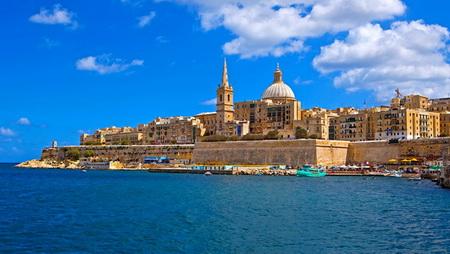 """Đón năm mới tại """"Đảo thiên đường"""" Malta"""