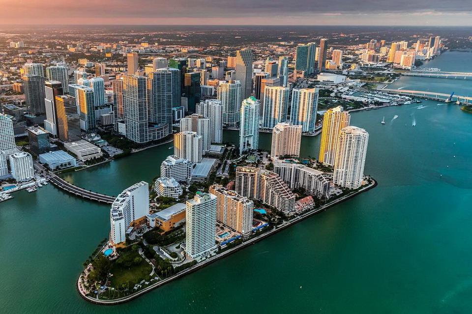 Lạc bước ở 'thiên đường' Miami