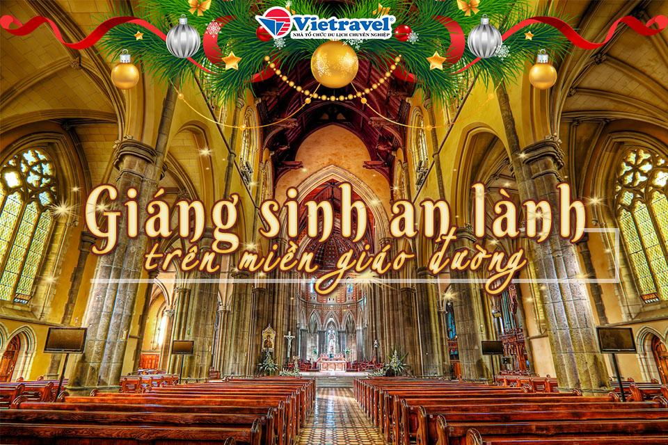 Giáng sinh an lành trên miền giáo đường