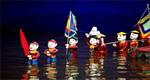 Vietnam's water puppeteers perform in France