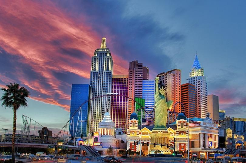 10 Top Tourist Attractions in Las Vegas