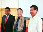 Thừa Thiên Huế: Tiếp và làm việc với Ðoàn Thứ trưởng Bộ Du lịch CHDCND Lào và Vương quốc Campuchia