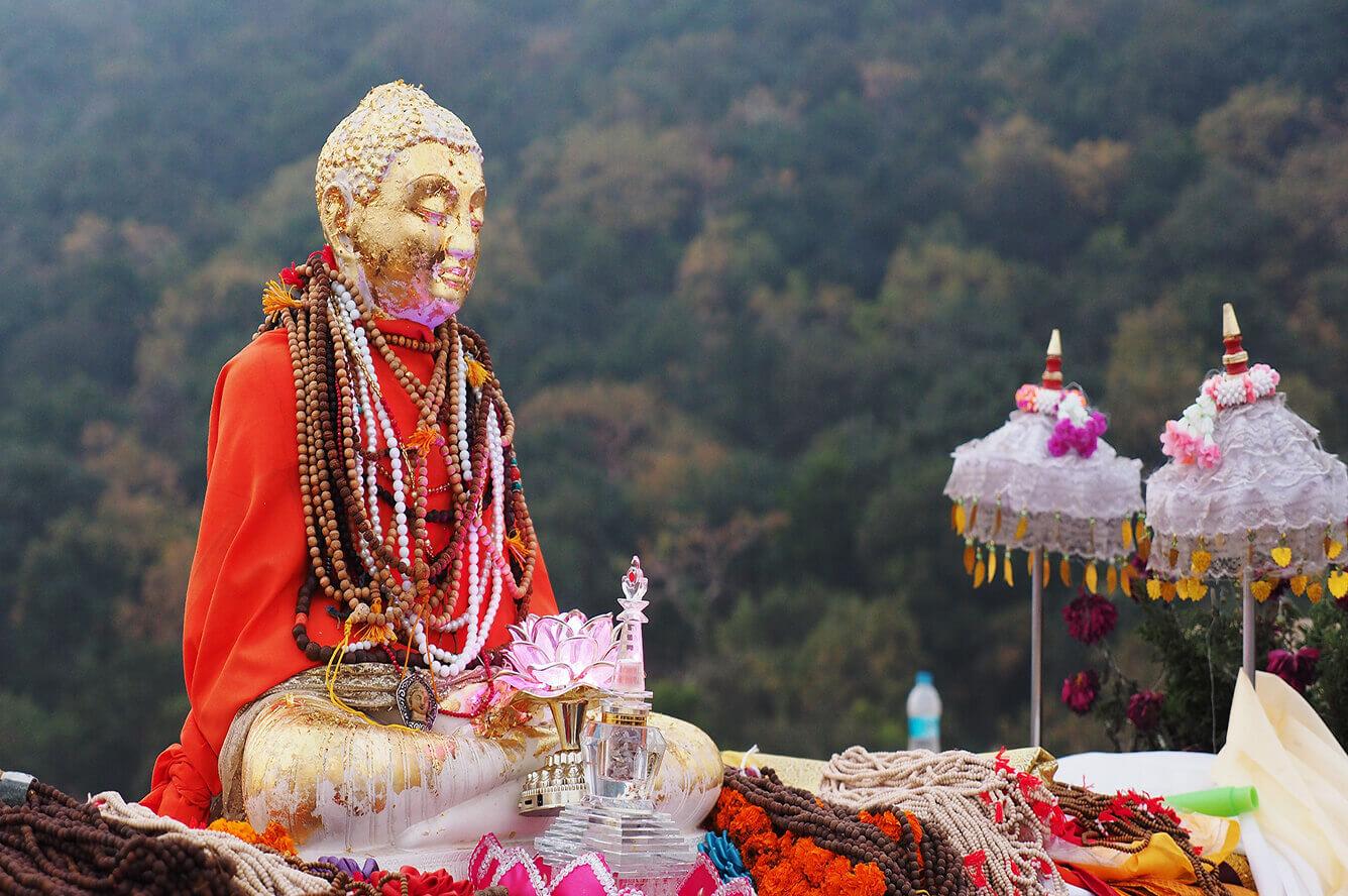 Du xuân về miền Phật Tích Ấn Độ